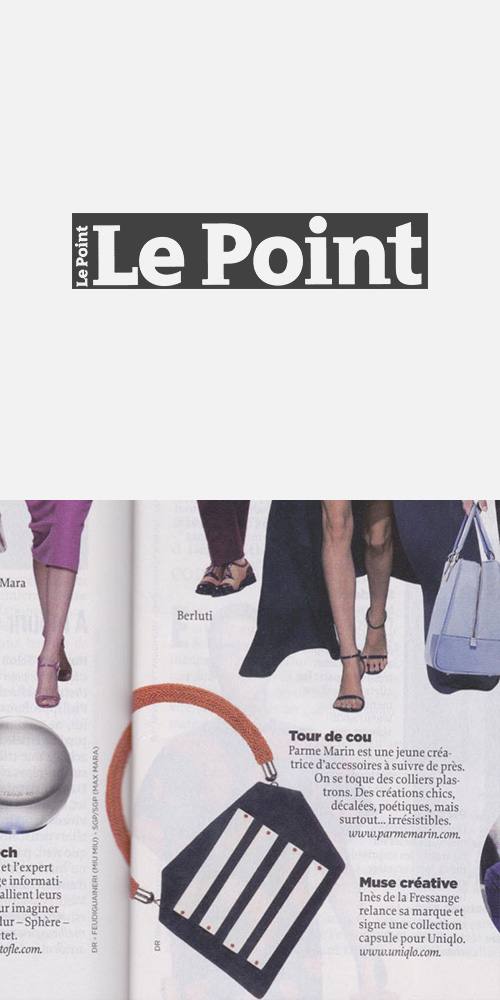 LE POINT - FEBRUARY 2014