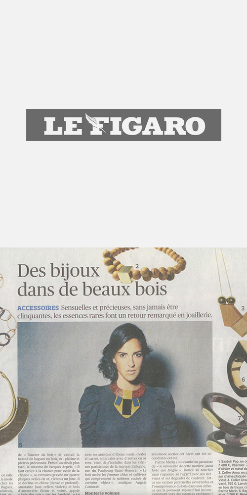 LE FIGARO - MAY 2013