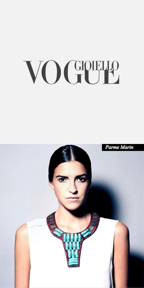 VOGUE GIOIELLO - MARCH 2013