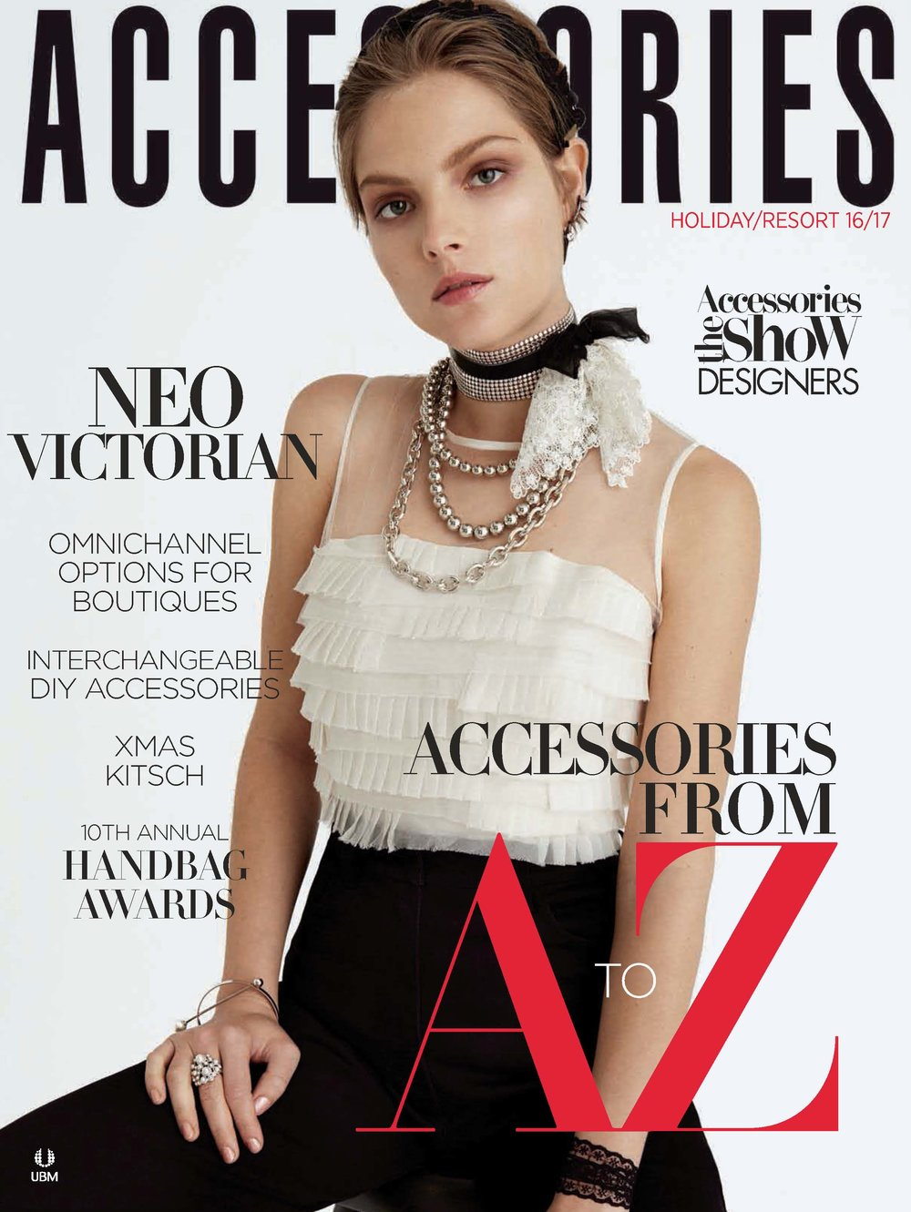 ACCESSORIES MAGAZINE- AOÛT 2016
