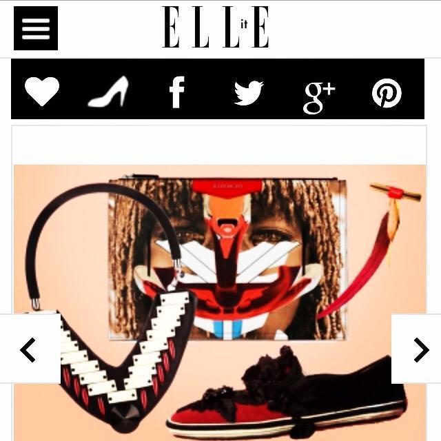 ELLE.IT - NOVEMBRE 2015