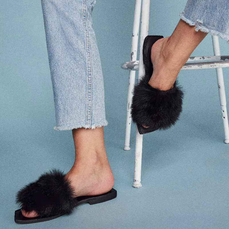 6cc74be657e8a faux Furry baby — Parme Marin