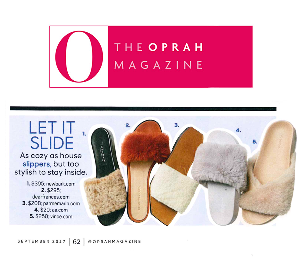 THE OPRAH MAGAZINE - SEPTEMBRE 2017 -