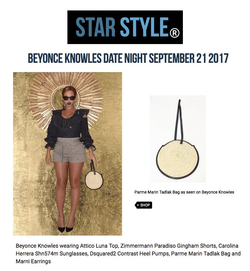 STAR STYLE - SEPTEMBER 2017