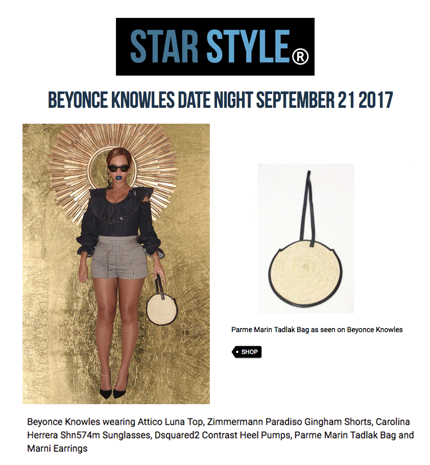 STAR STYLE - SEPTEMBRE 2017