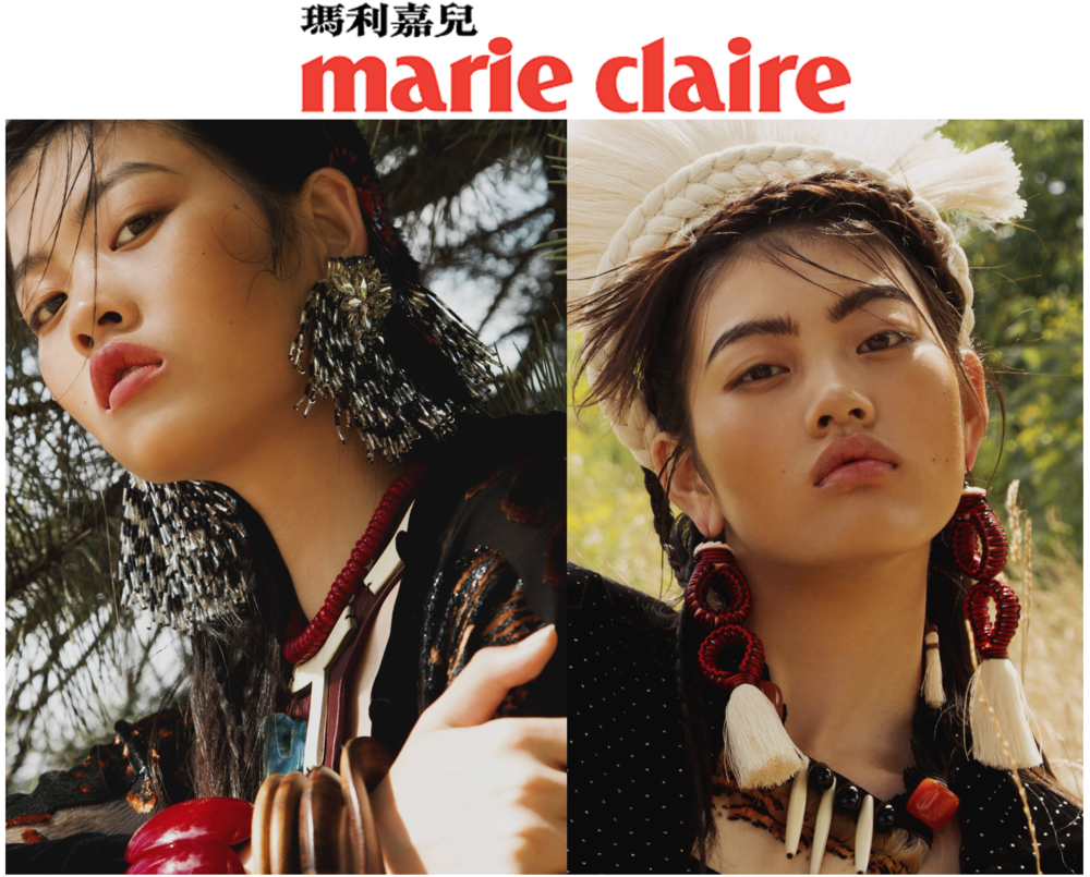 MARIE CLAIRE HK SEPTEMBER 2018