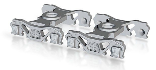 Depiction of 3D model by Keystone Details