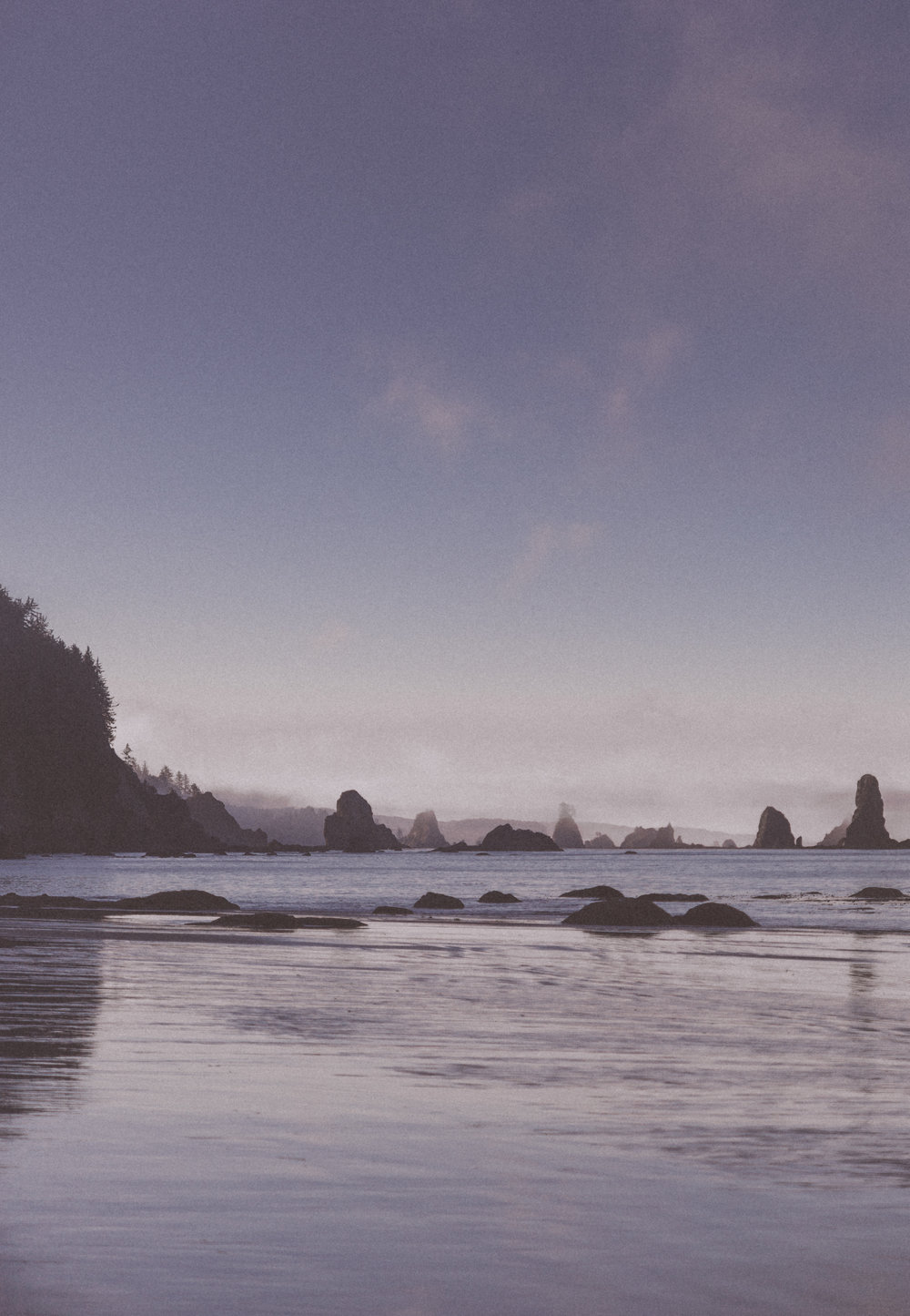 Sunrise from La Push