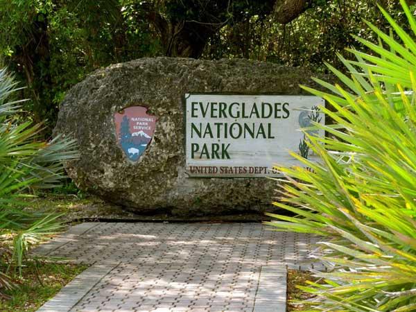 Everglades national park!