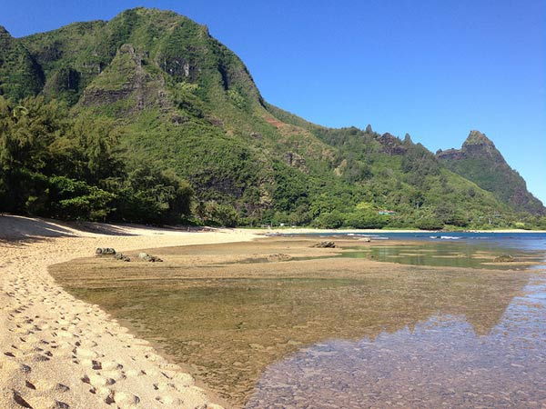 One of my favorite places, Tunnels Beach. North shore Kauai