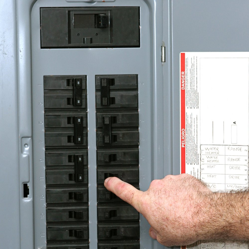 Eight Facts about Your Electrical Service Panel — RSB Electrical