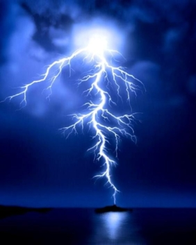 No matter how great your surge protection is, if lightening strikes your house, all bets are off.