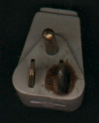If your electrical appliance has a damaged plug or cord, do not use it.