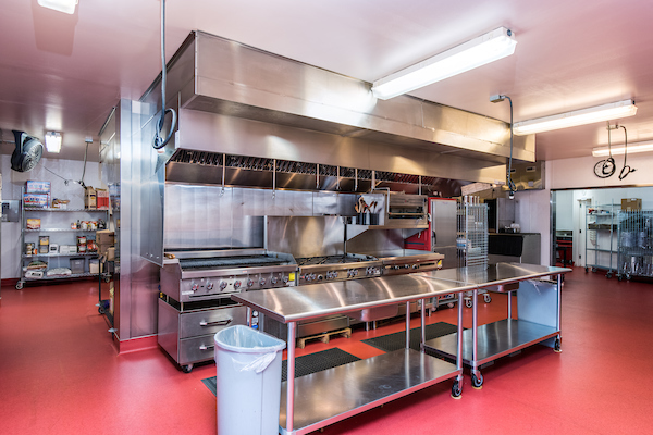 Hippodrome Commercial Kitchen