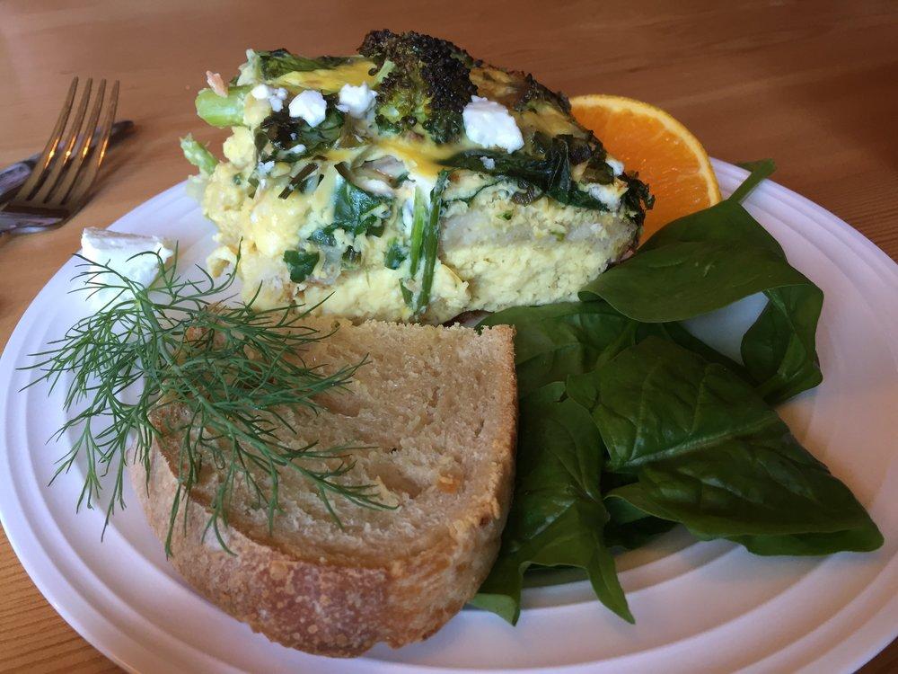 North Fork 53 breakfast