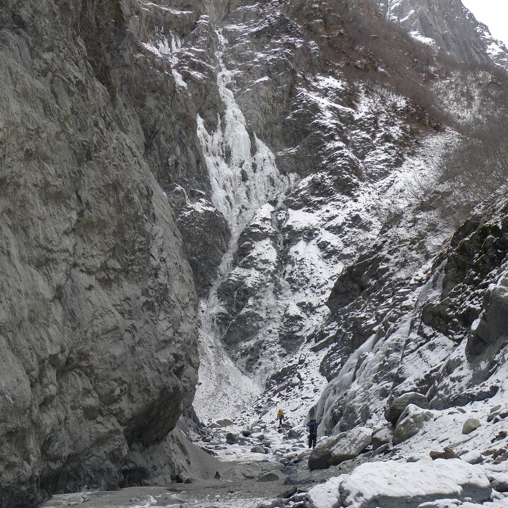 Seward Ice