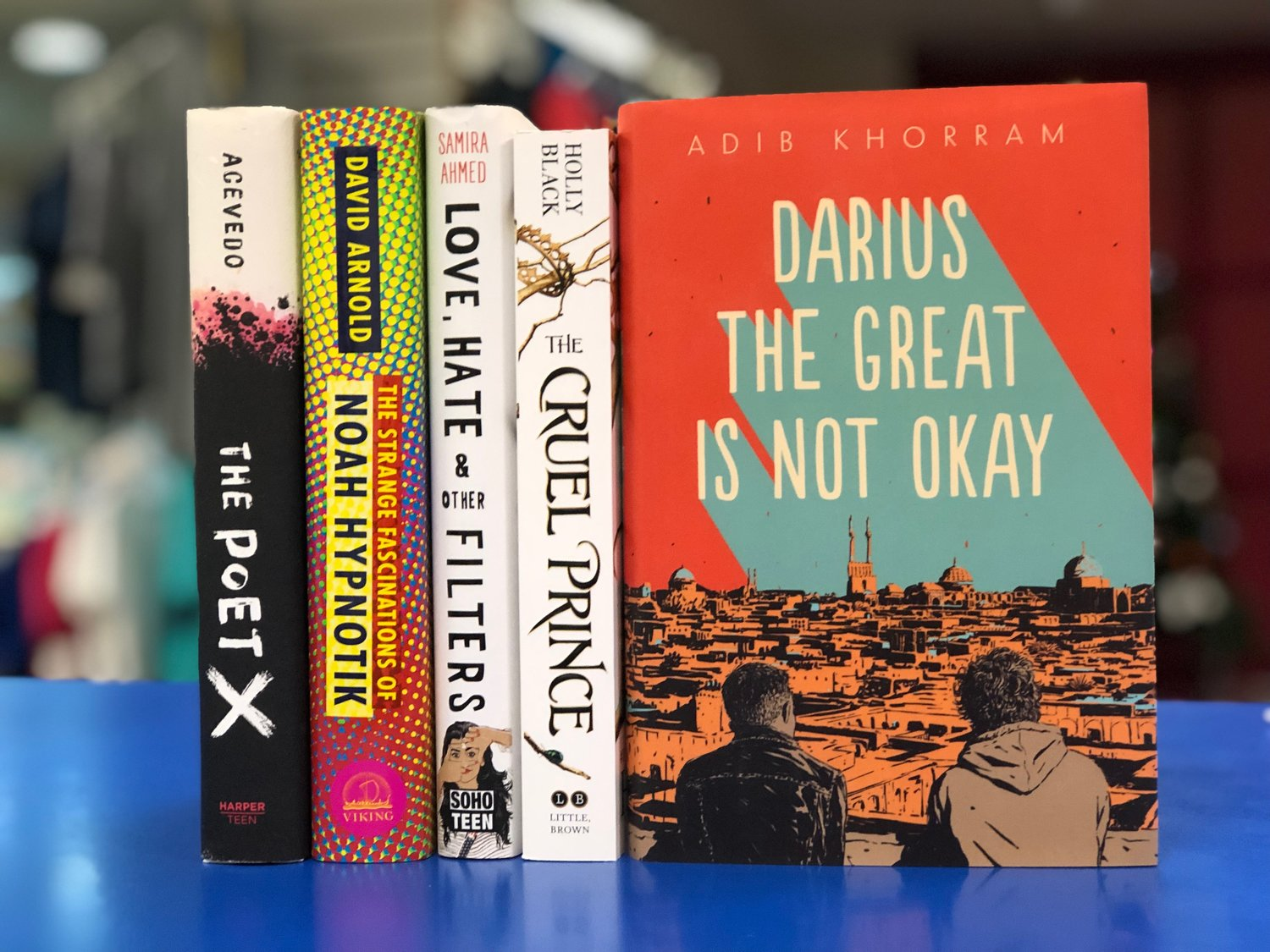 Five Top Ya Books Of 2018 To Read Now Hooray For Books