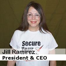 Jill Ramirez President & CEO