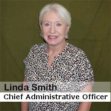 Linda Smith Chief Administrative Officer