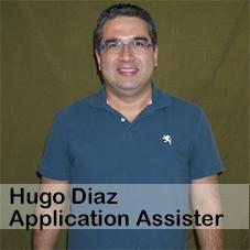 Hugo Diaz Application Assiter