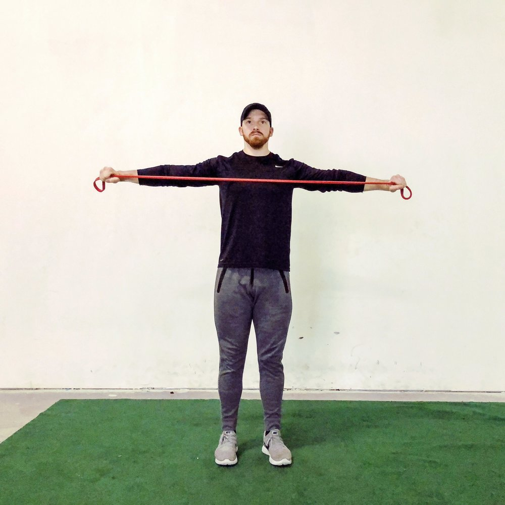 STACK: 3 Resistance Band Exercises to Improve Posture and Heal Your Shoulders