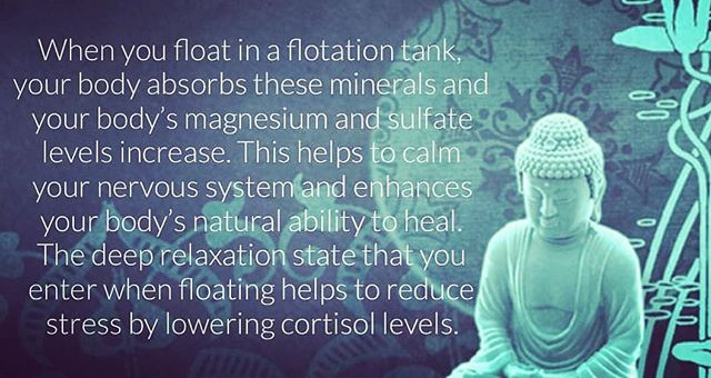 We now have a Wim Hof guided breathing intro for an even deeper float 😤🤪😊