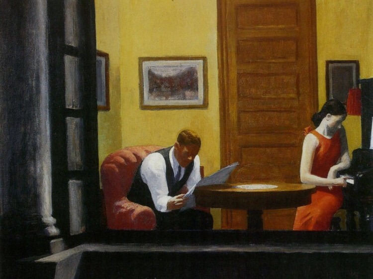 The Original - Edward Hopper
