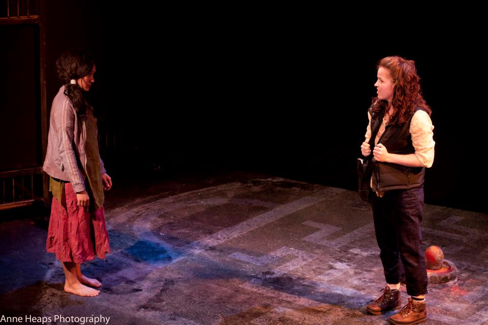 "RED AND GREEN -Akvavit Theatre     ""As the naive Kristine, Kirstin Franklin is a strong emotional anchor for the production...    Franklin fearlessly captures the character's turbulent emotional state."" ---TIME OUT CHICAGO"