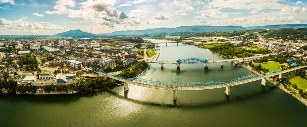 Chattanooga Aerial