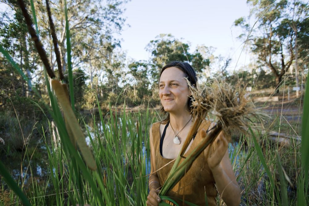 CLAIRE DUNN - Ep.2 - The Natures Apprentice - 'My year without matches'We were super lucky to even find Claire, nevermind entice her up from Melbourne to tell her amazing story.You see Claire left the modern humdrum - everything behind, to spend a year in the wild.We've all enjoyed a bit of camping here and there and feel we're all a bit Bear Grylls, but Claire shared how with time and space the lessons you learn about re-wilding, about nature and about yourself, go far deeper than just figuring out how to build a fire.Claire now inspires others to cultivate a deeper connection with nature that can lead to a beautiful path of personal transformation.