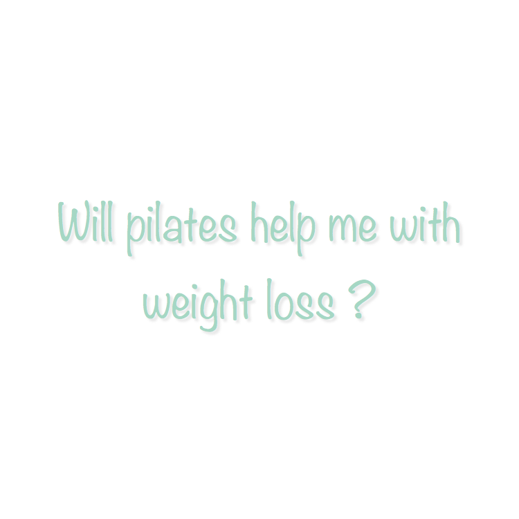 Pilates will help you become healthier for sure! With consistent practice Pilates can help you lose inches, however good nutrition and cardio are still necessary in order to lose weight.