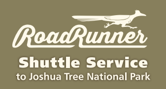 Joshua Tree National Park Roadrunner Shuttle Program by JoshuaTreeVacationHomes.com