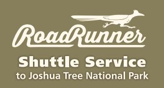 Joshua Tree National Park Roadrunner Shuttle Program by JoshuaTreeVacationHomes.com