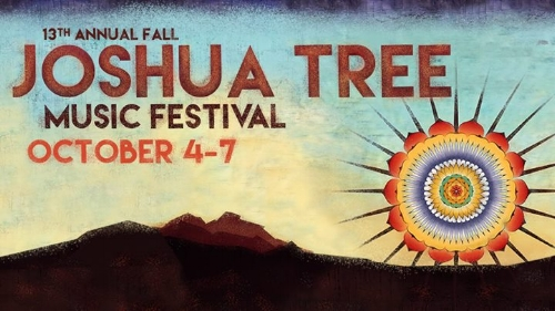Joshua Tree Vacation Homes Guests love Joshua Tree Music Festival.  Fall October 4th - 7th, 2018.