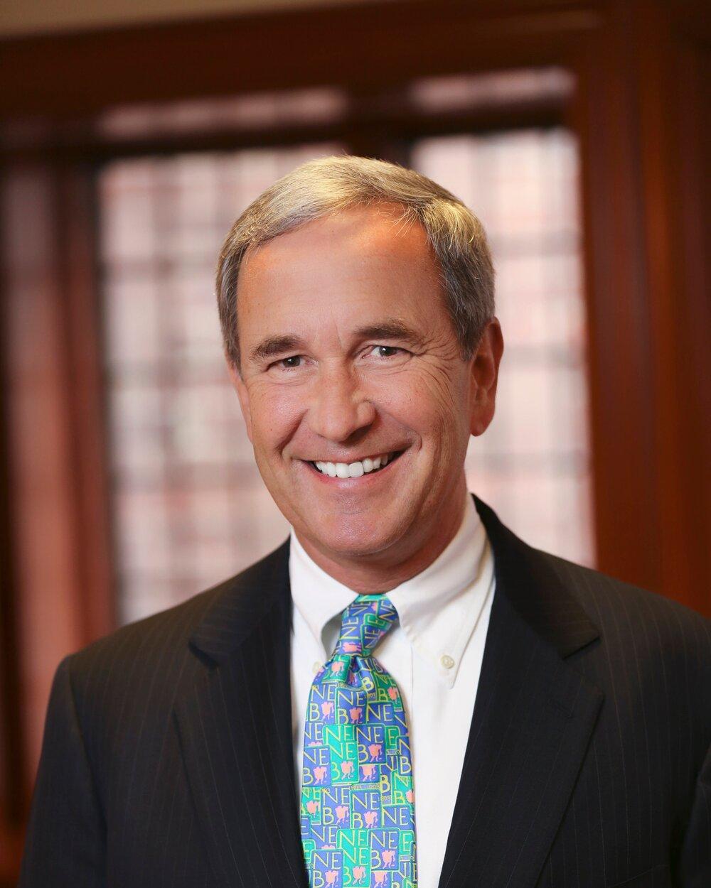 Chris Jenny, Chairman