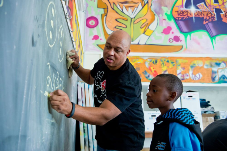Why We Exist - Urban Ed Academy is committed to improving the quality of life in San Francisco's communities of color by eliminating the achievement gap in education.Learn More