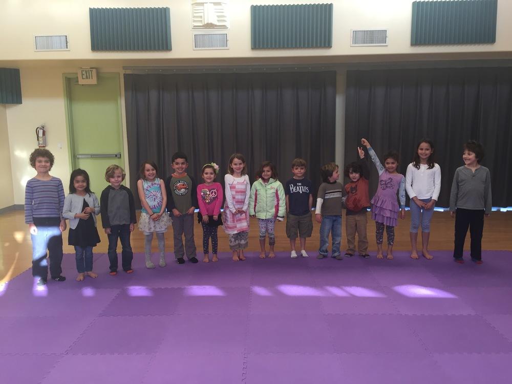 Mini Music BIG KID CLASS