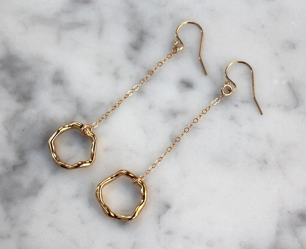 New Arrival: Lolo Drop Earrings