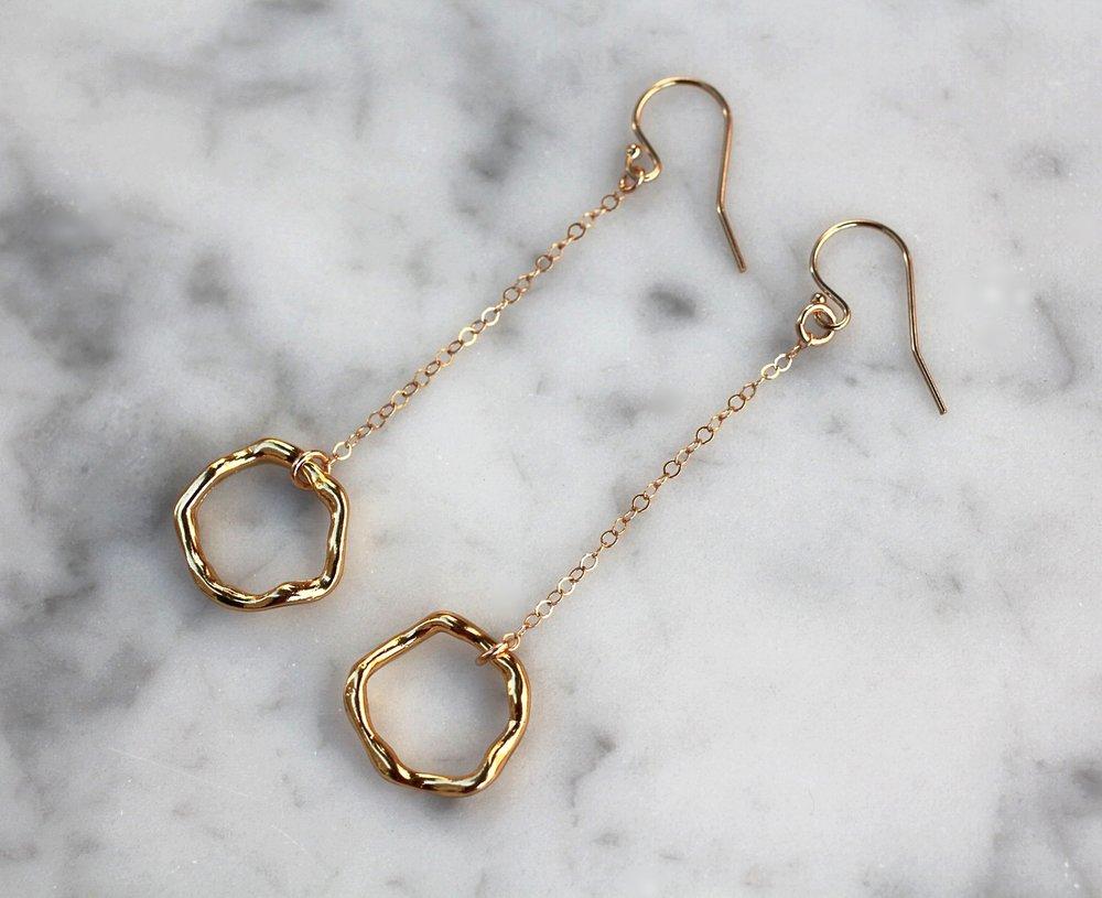 New Arrival: Lolo Drop Earrings