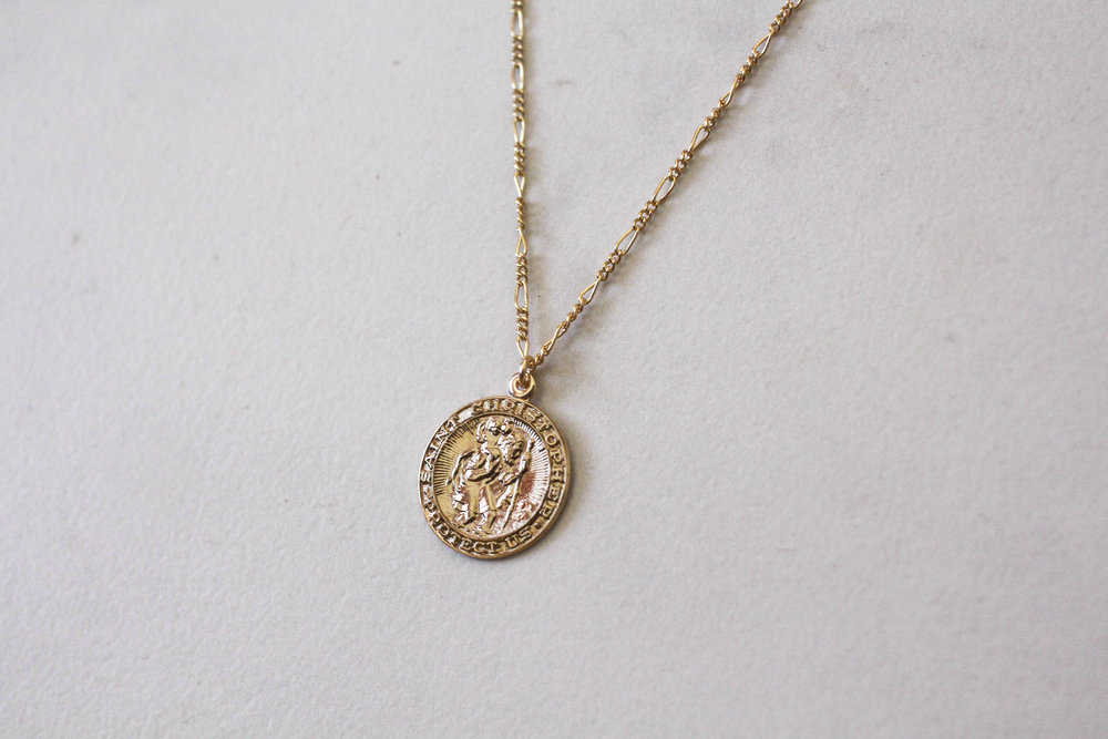 New Arrival: Saint Christopher Medal