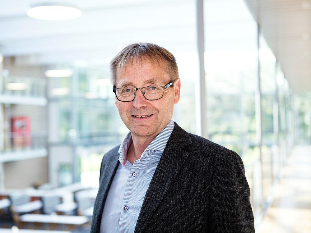 Partner i MRB, Bjørn Gjerde har vært del av LK Hjelles vekstprosess.