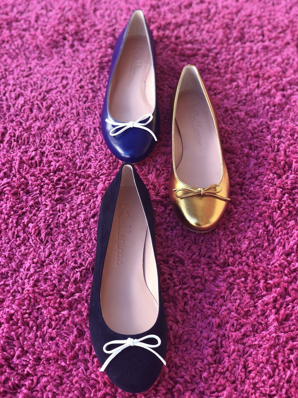 B4 Ballerinas  ladies shoes