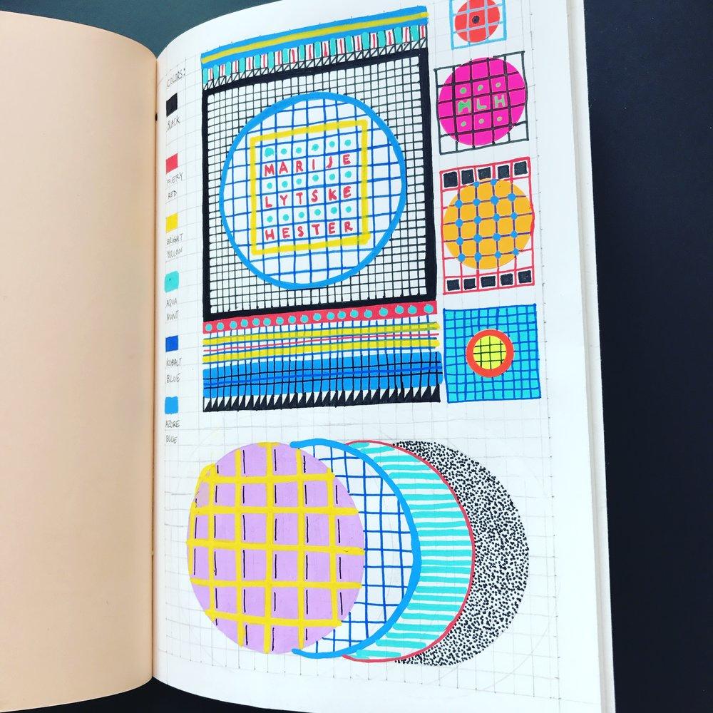 Pattern Research - 3