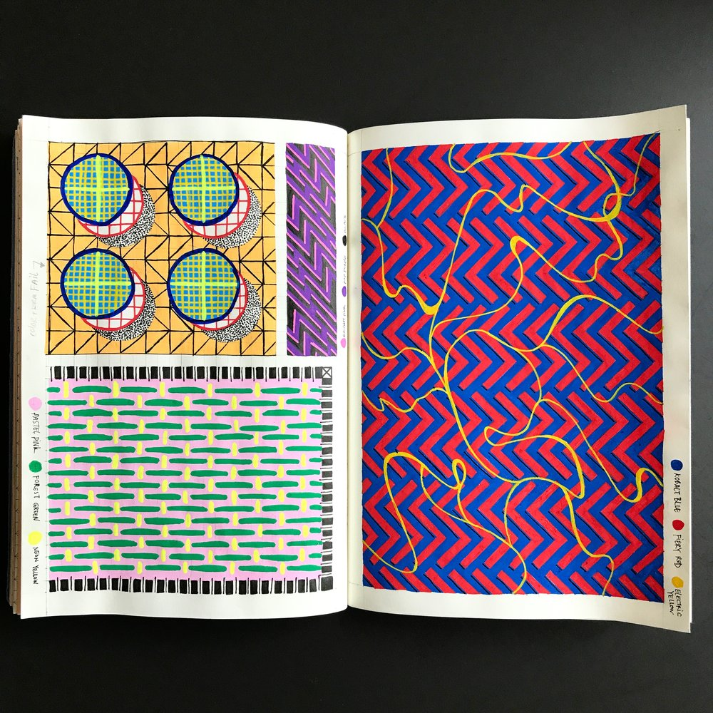 Pattern Research - 4