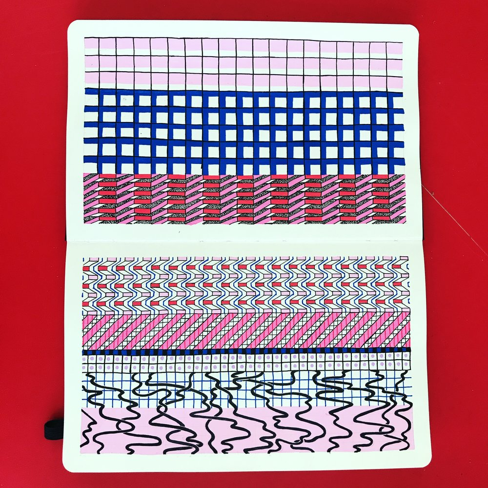 Pattern Research - 5