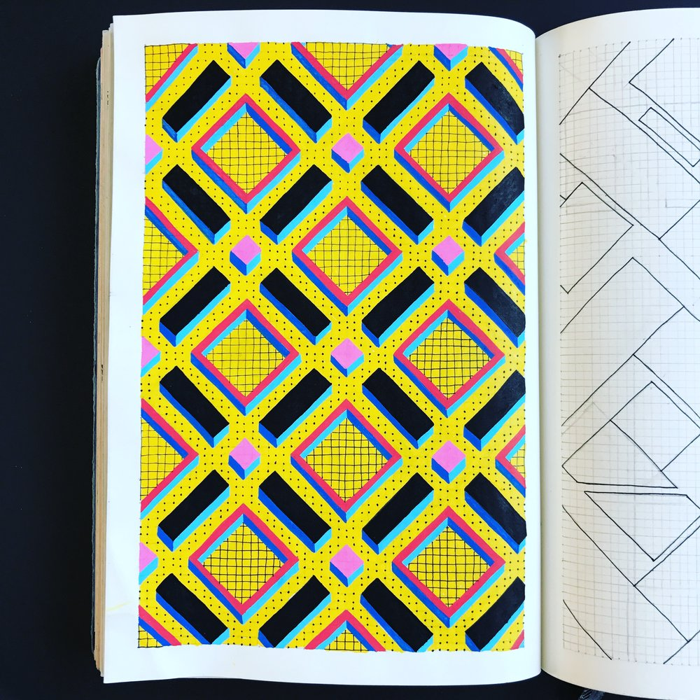 Pattern Research - 6