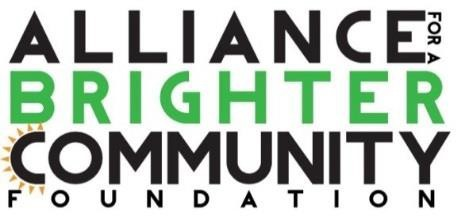 Alliance for a Brighter Community