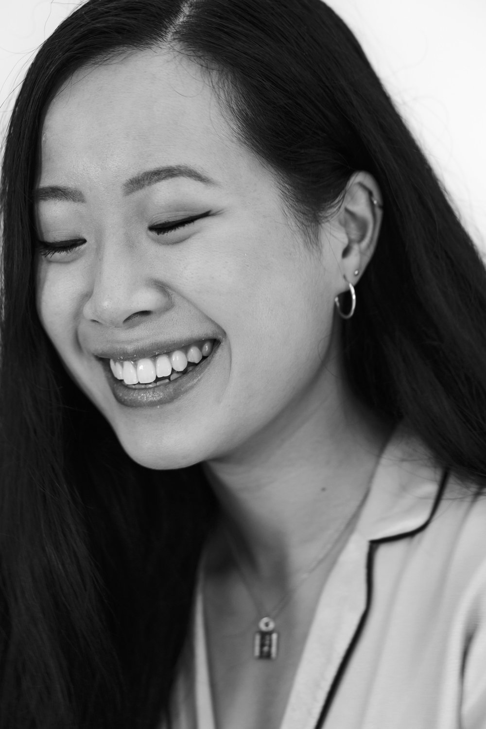 Yennhi Le | Event Hostess   Yennhi is a Fashion Management & Textiles student at Amsterdam's AMFI who's obsessed with sustainability. Yennhi is incredibly intelligent and has been in our team since day one. Take a look at  Yennhi's creative portfolio .