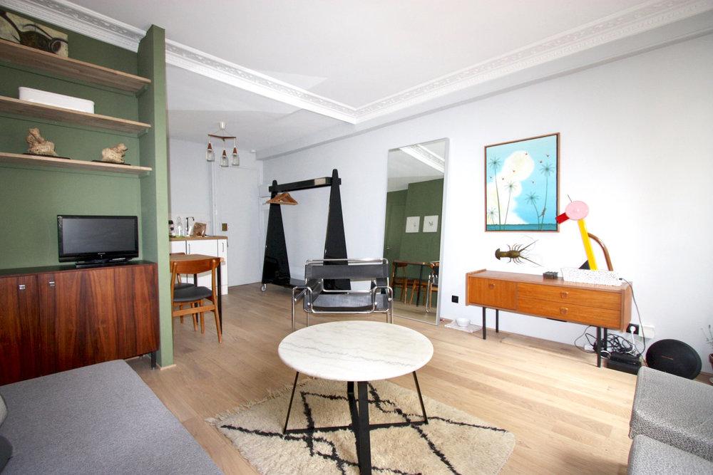 STUDIO   Paris 2 - 23m2 - 260 000€
