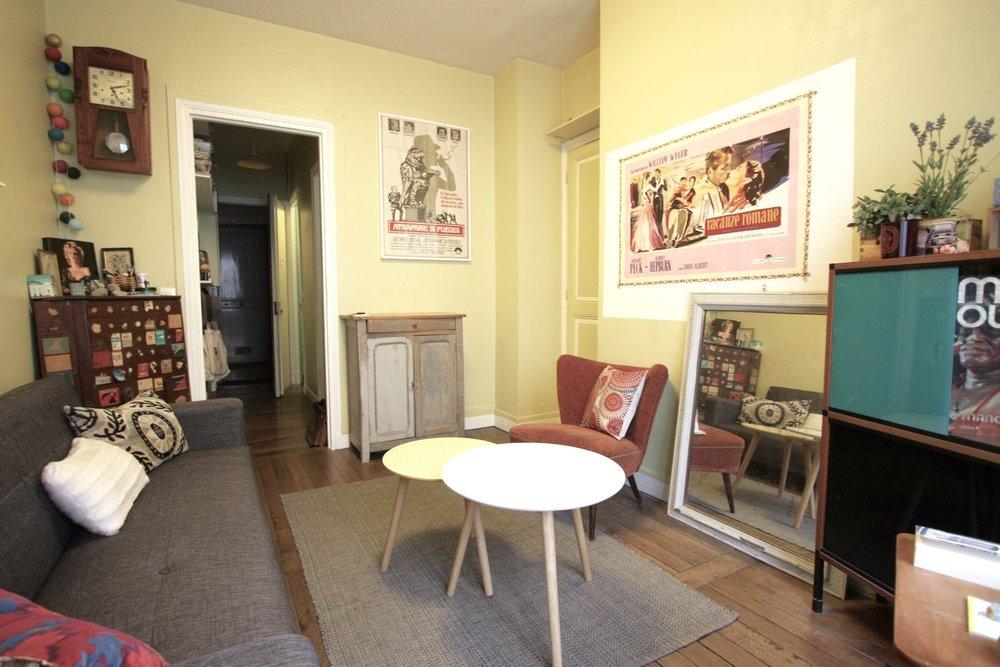 MENILMONTANT   Paris 11 - 31m2 - 259 000€